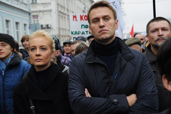 Opposition Rally In Moscow
